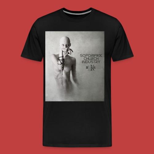 sci sekkel (official album cover) - T-shirt Premium Homme