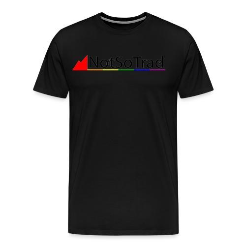 Logo NotSoTrad HR - Men's Premium T-Shirt
