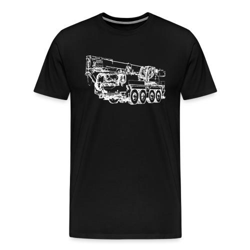 Kran Mobikran 1070 70 1090 90 - Männer Premium T-Shirt