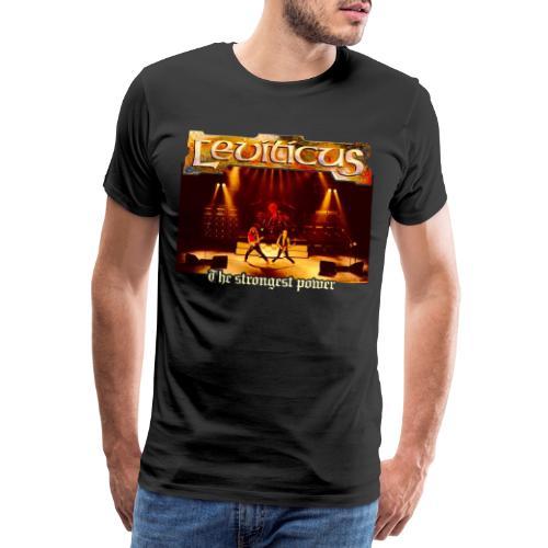 Leviticus - The Strongest Power - Band - Men's Premium T-Shirt