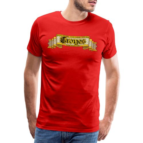 TROYES - T-shirt Premium Homme