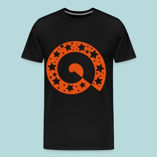 Schnecke O01 - Männer Premium T-Shirt