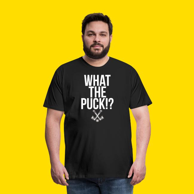 What the Puck!? Eishockey T-shirt