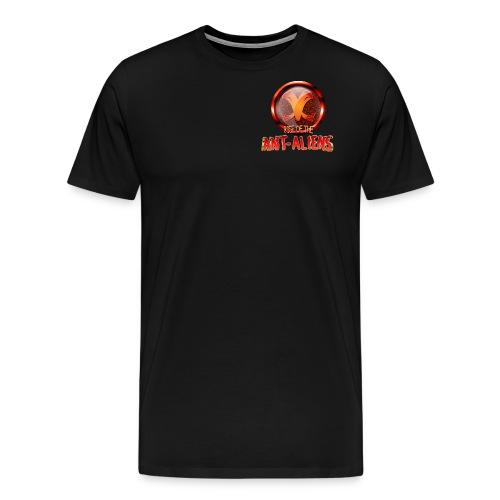 Ant-aliens Icon - Men's Premium T-Shirt