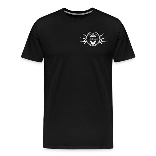 cyb3rmarc Logo - Männer Premium T-Shirt