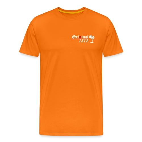 1312 T-Hemd [Druck beidseitig] - Männer Premium T-Shirt