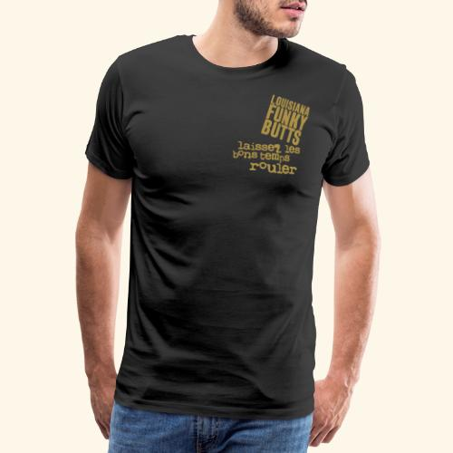 Laissez Les B-T-Rouler_2 - Männer Premium T-Shirt