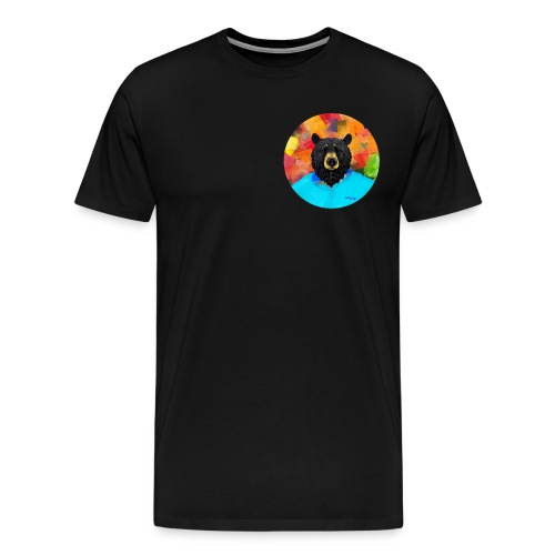Bear Necessities - Men's Premium T-Shirt