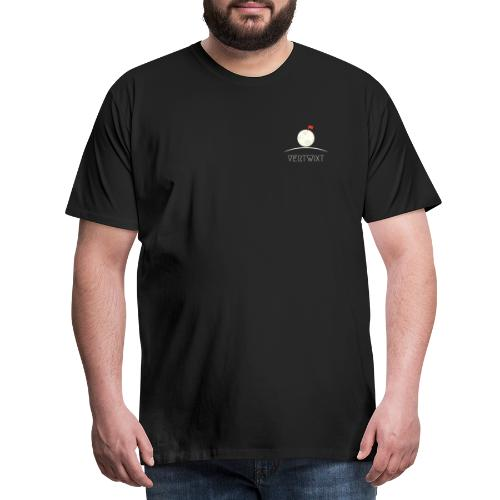 Moon Name - Männer Premium T-Shirt