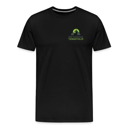 MetanoiaTiernothilfefinal png - Männer Premium T-Shirt