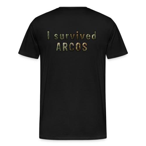 I survived ARCOS - Männer Premium T-Shirt