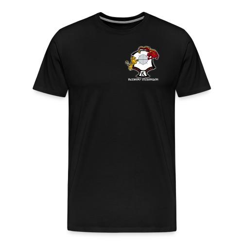 bushido kinder shirt full res png - Männer Premium T-Shirt