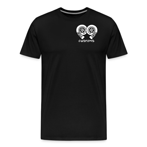 cbp logo - T-shirt Premium Homme