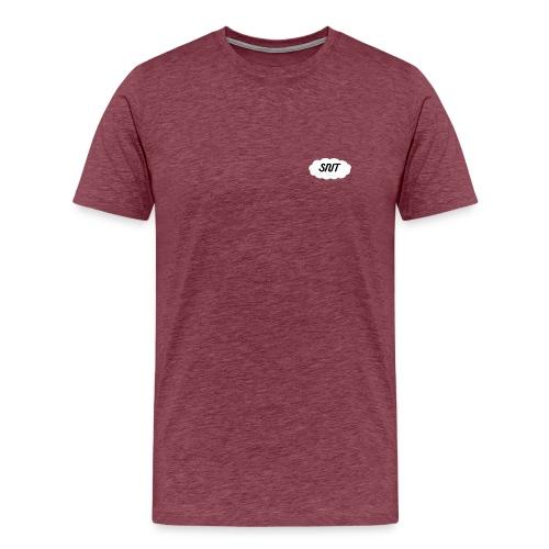 Logo Snit - T-shirt Premium Homme