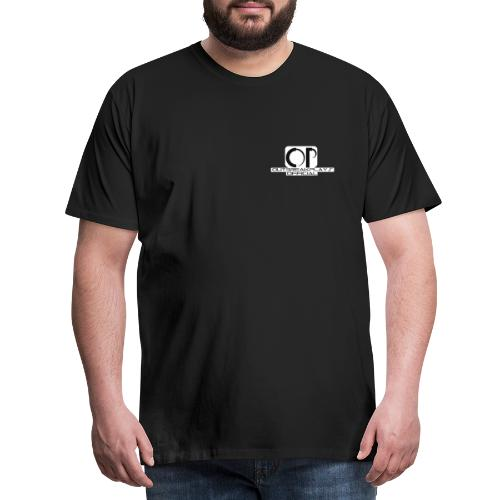 outbreakplays official OP logo - Men's Premium T-Shirt