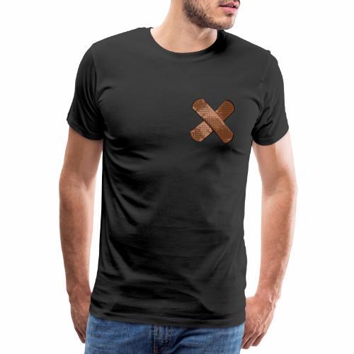 bandaid - Mannen Premium T-shirt