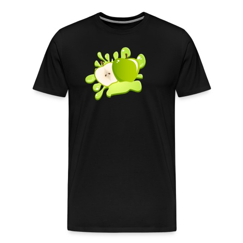 Pense à ta pomme 2 - T-shirt Premium Homme
