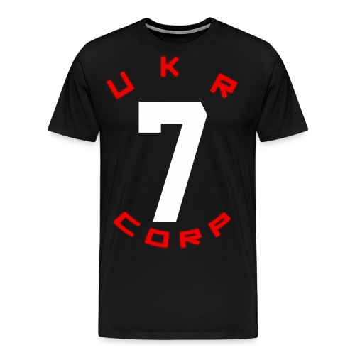 ukrcorp2 png - T-shirt Premium Homme
