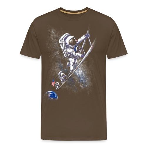 July 1969 spaceman - Men's Premium T-Shirt