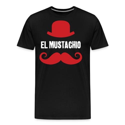 El Mustachio - Men's Premium T-Shirt