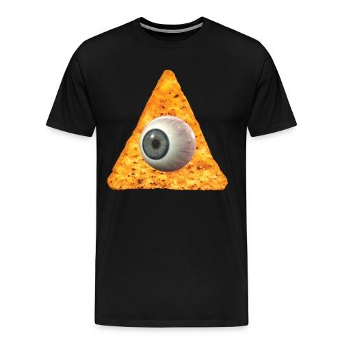 Dorito iluminatti - Camiseta premium hombre