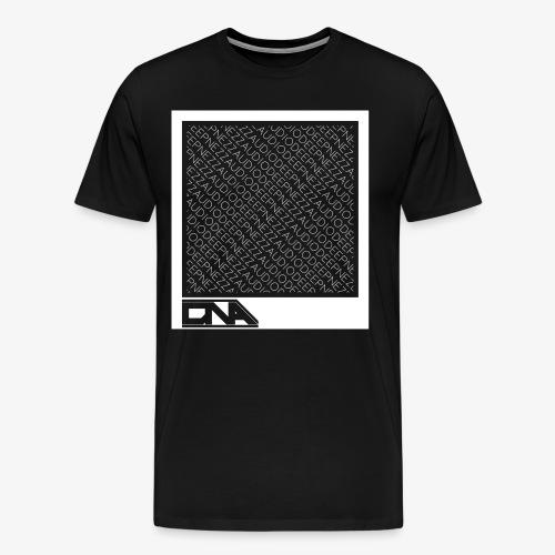 Deepnezz Audio Square - Men's Premium T-Shirt
