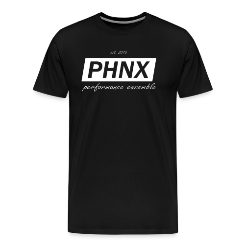 PHNX /#white/ - Männer Premium T-Shirt