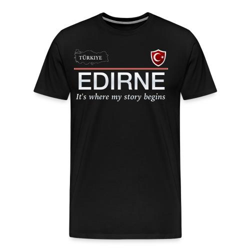Edirne - Männer Premium T-Shirt