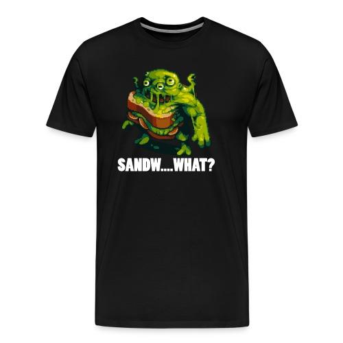 Sandwhat png - Men's Premium T-Shirt