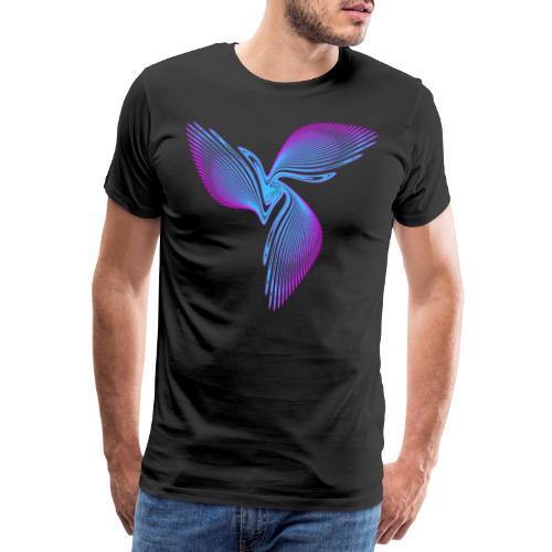 Bird Bird of Paradise Cockatoo Icarus Chaos 2992cool - Men's Premium T-Shirt