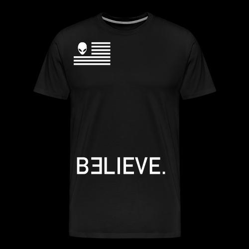AlienFlag - Men's Premium T-Shirt