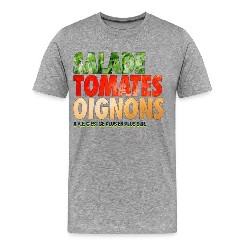 SALADEEE png - T-shirt Premium Homme
