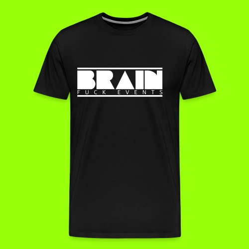 logo1 Weiß - Männer Premium T-Shirt