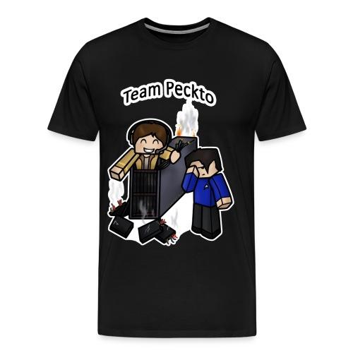 Ellpeck & Paktosan - Männer Premium T-Shirt