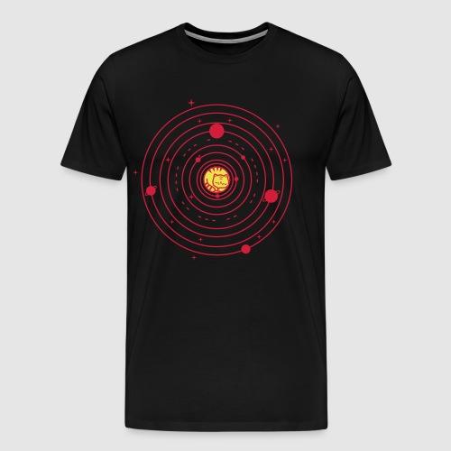 cat Universe - Männer Premium T-Shirt