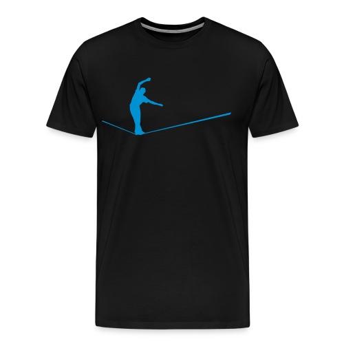 walkthelinev2 - Männer Premium T-Shirt