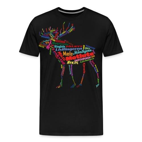 Æljen - Men's Premium T-Shirt