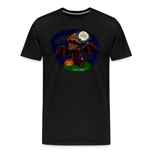 Mindy pumpkin witch - Men's Premium T-Shirt