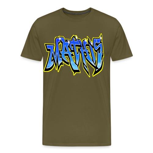 Graffiti Mathis - T-shirt Premium Homme