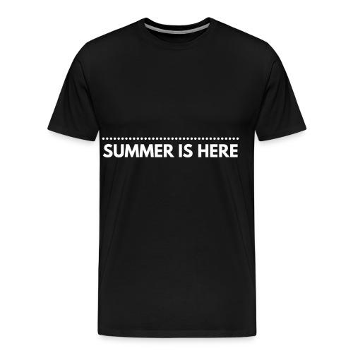 Meer Urlaub Nordsee Wasser Strand Geschenk 16 - Männer Premium T-Shirt