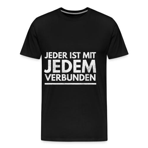 Volk Menschen Person Geschenk 4 - Männer Premium T-Shirt