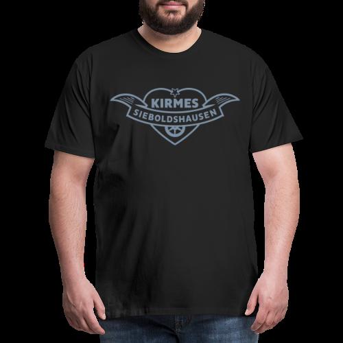 Kirmes Sieboldshausen ORIGINAL - Männer Premium T-Shirt