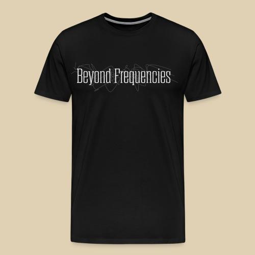 Beyond Frequencies - Classic Design - Männer Premium T-Shirt