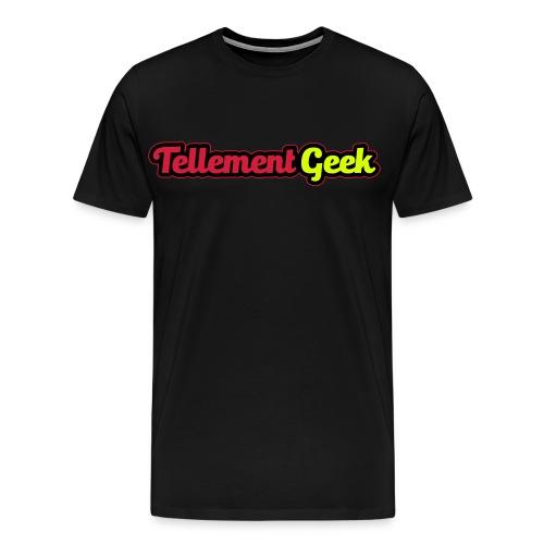 Tellement Geek Logo - T-shirt Premium Homme