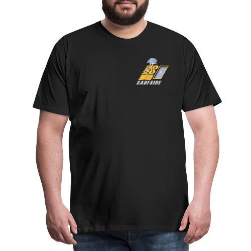 Saufside 2020 - Pool - Männer Premium T-Shirt