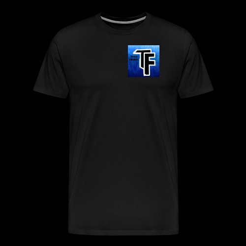 todd friday logo - Men's Premium T-Shirt