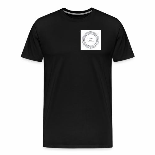 Luxury SHOP Eau De Parfum - T-shirt Premium Homme