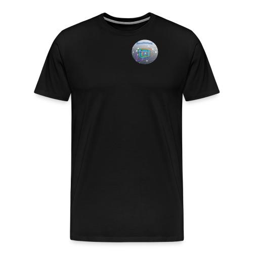 tcs logo - Men's Premium T-Shirt