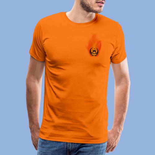 Seven nation army Fire - T-shirt Premium Homme
