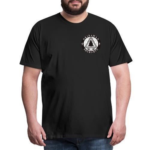 Instruktør mærke traditionel placering - Herre premium T-shirt